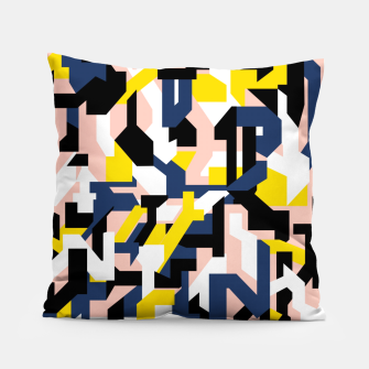 Thumbnail image of MESS Pillow, Live Heroes