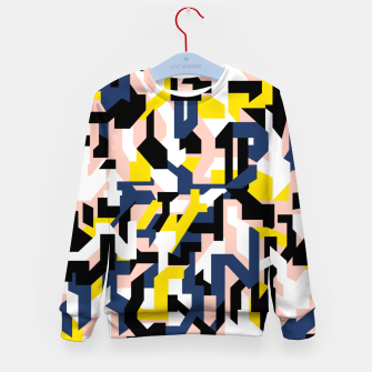 Thumbnail image of MESS Kid's sweater, Live Heroes