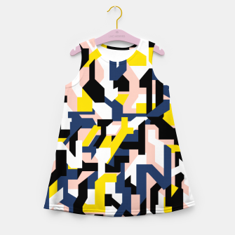 Thumbnail image of MESS Girl's summer dress, Live Heroes