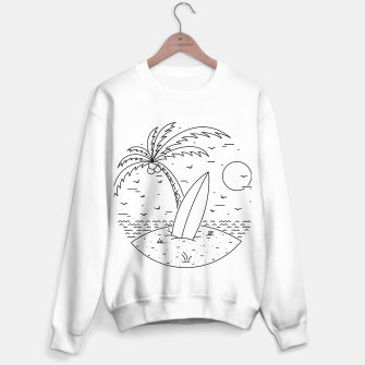 Thumbnail image of Surf Board Sweater regular, Live Heroes
