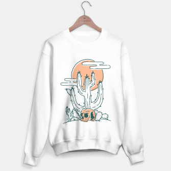 Thumbnail image of Skull and Cactus Sweater regular, Live Heroes