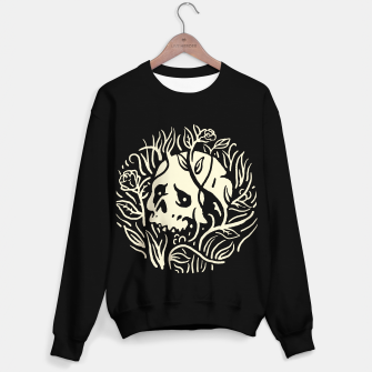 Thumbnail image of Skull Plants Sweater regular, Live Heroes