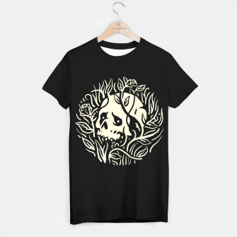Thumbnail image of Skull Plants T-shirt regular, Live Heroes