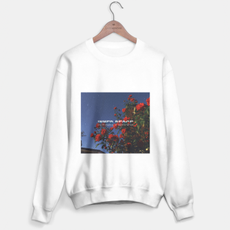 Thumbnail image of inner peace Sweater regular, Live Heroes