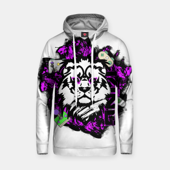 Thumbnail image of Lion gamer Hoodie, Live Heroes