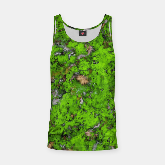 Thumbnail image of Big mossy wall Tank Top, Live Heroes