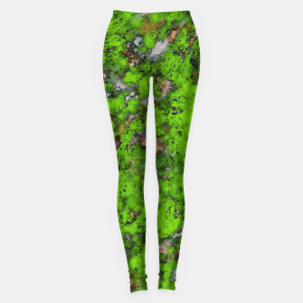 Thumbnail image of Big mossy wall Leggings, Live Heroes