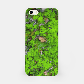 Thumbnail image of Big mossy wall iPhone Case, Live Heroes