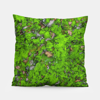 Thumbnail image of Big mossy wall Pillow, Live Heroes