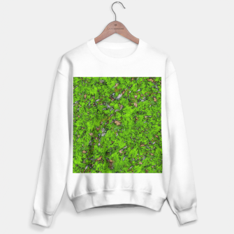 Thumbnail image of Big mossy wall Sweater regular, Live Heroes