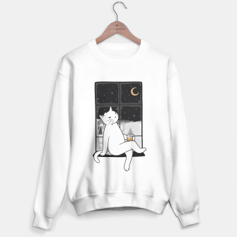 Thumbnail image of The winter night is the perfect sight Sweater regular, Live Heroes