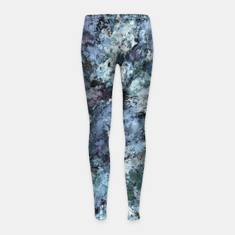 Thumbnail image of Broken promise Girl's leggings, Live Heroes