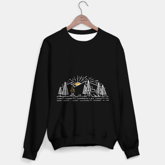 Thumbnail image of Camp Lines Sweater regular, Live Heroes