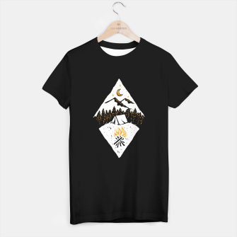 Thumbnail image of Beauty Night T-shirt regular, Live Heroes