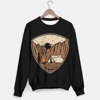 Miniatur Camp Cliffs Sweater regular, Live Heroes