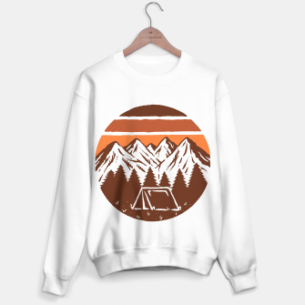 Miniatur Beauty Mountain Sweater regular, Live Heroes
