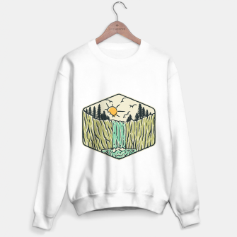 Thumbnail image of Beauty Waterfall Sweater regular, Live Heroes