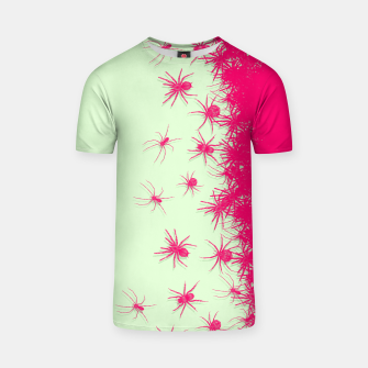 Thumbnail image of Spiders T-shirt, Live Heroes