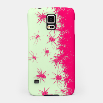 Thumbnail image of Spiders Samsung Case, Live Heroes