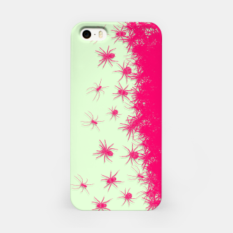 Thumbnail image of Spiders iPhone Case, Live Heroes