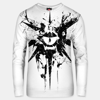 Thumbnail image of dungeons and dragons warlock Unisex sweater, Live Heroes