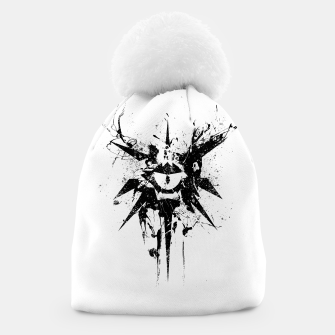 Thumbnail image of dungeons and dragons warlock Beanie, Live Heroes