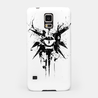 Thumbnail image of dungeons and dragons warlock Samsung Case, Live Heroes