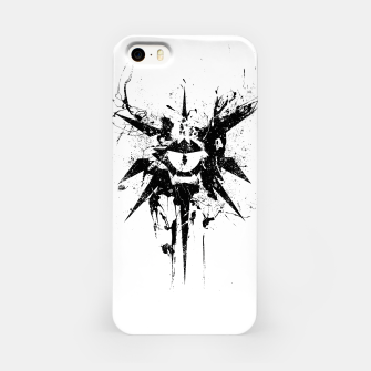 Thumbnail image of dungeons and dragons warlock iPhone Case, Live Heroes