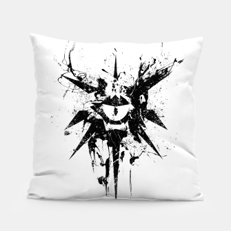 Thumbnail image of dungeons and dragons warlock Pillow, Live Heroes