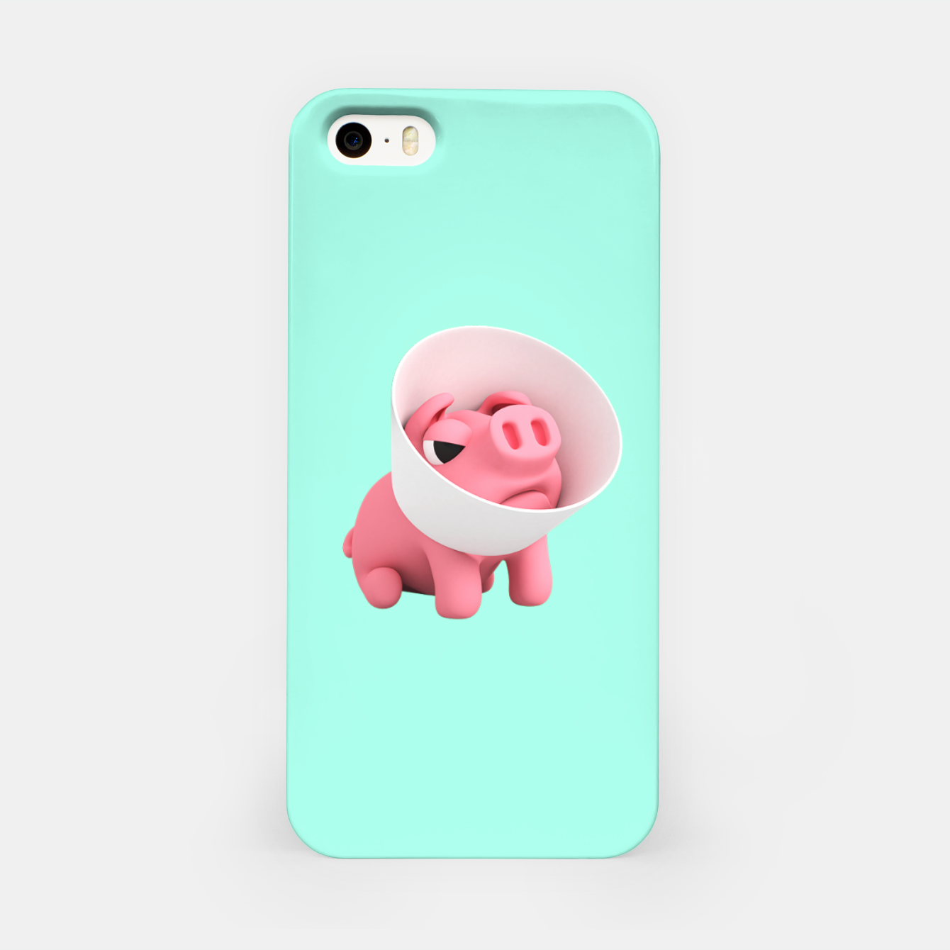 Image of Rosa Cone of Shame iPhone Case - Live Heroes
