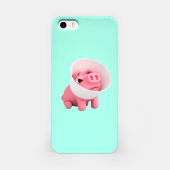 Thumbnail image of Rosa Cone of Shame iPhone Case, Live Heroes