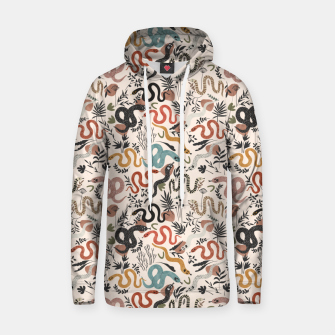 Miniaturka Mystical snakes in nature I Sudadera con capucha, Live Heroes