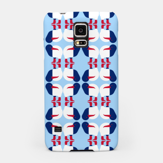 Miniature de image de Kiwi bird - New Zealand flag symbol Samsung Case, Live Heroes