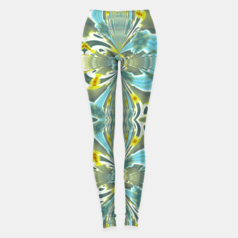 Miniature de image de Peacock sunrise 1878 Leggings, Live Heroes