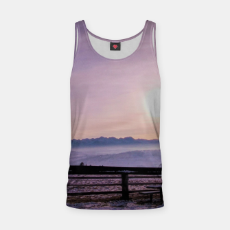 Thumbnail image of sunset in Czarna Góra Tank Top, Live Heroes