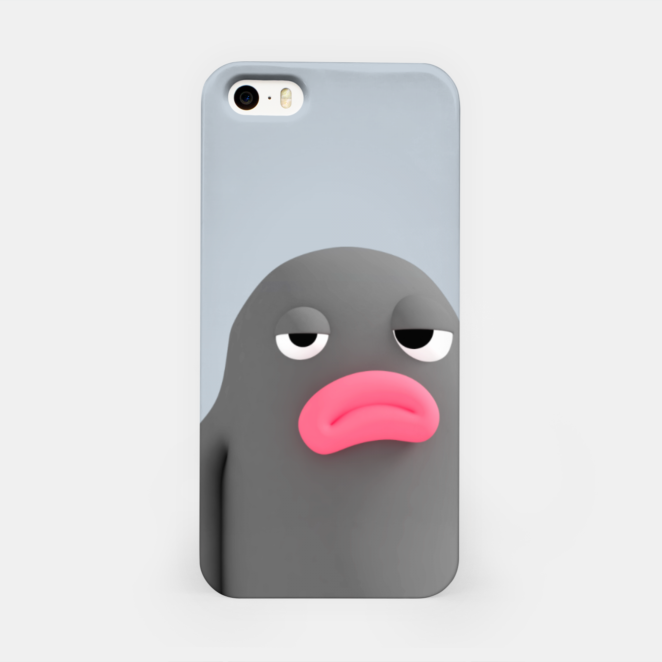 Image of Lars Irritated iPhone Case - Live Heroes