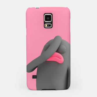 Thumbnail image of Lars Irritated Pink Samsung Case, Live Heroes