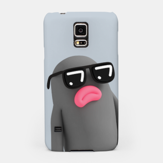 Thumbnail image of Lars looking Cool Grey Samsung Case, Live Heroes