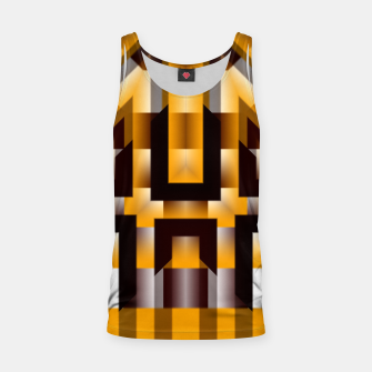 Thumbnail image of GeoMet M8PAF50N1P Digital Art Tank Top, Live Heroes