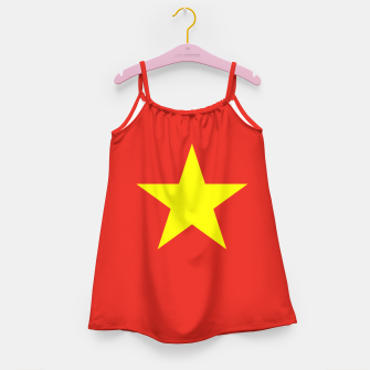 Miniatur VIETNAM Girl's dress, Live Heroes