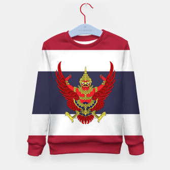 Thumbnail image of THAILAND Kid's sweater, Live Heroes