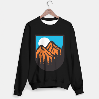 Miniatur Mountain Sweater regular, Live Heroes