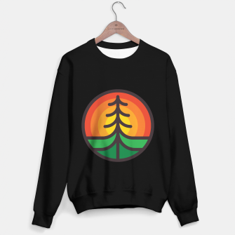 Thumbnail image of Tree and Sunset Sweater regular, Live Heroes
