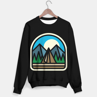 Miniatur Camp Bold Sweater regular, Live Heroes
