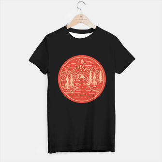 Thumbnail image of Wild Home T-shirt regular, Live Heroes