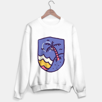 Thumbnail image of Night Beach Sweater regular, Live Heroes