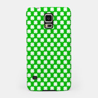 Thumbnail image of Clover Tiled Samsung Case, Live Heroes