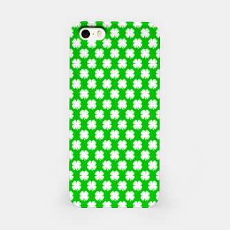 Thumbnail image of Clover Tiled iPhone Case, Live Heroes
