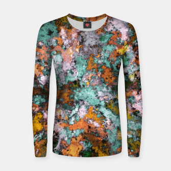 Thumbnail image of A storm brewing Women sweater, Live Heroes