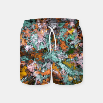 Thumbnail image of A storm brewing Swim Shorts, Live Heroes